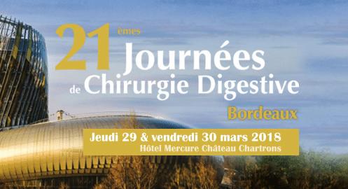 Journées de chirurgie digestive - Bordeaux