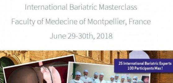 International Bariatric Masterclass Montpellier - mid-med