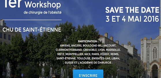 Workshop CHU Saint-Etienne en chirurgie de l'obésité