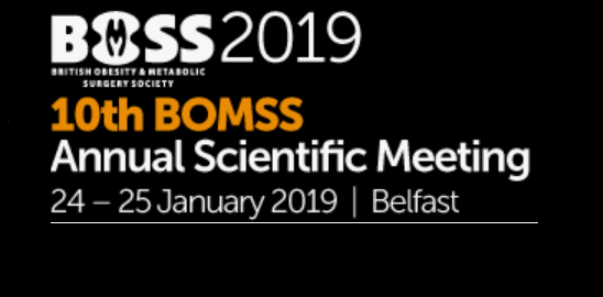 British Obesity & Metabolic Surgery Society - BOMSS 2019 - mid-med.com