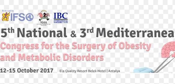 Mediterranean Congress Of the surgery of Obesity and bariatric disorders