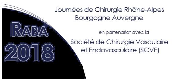 Journées Rhône-Alpes Bourgogne Auvergne 2018