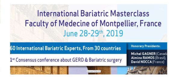 Bariatric Masterclass - Montpellier - Pr. NOCCA