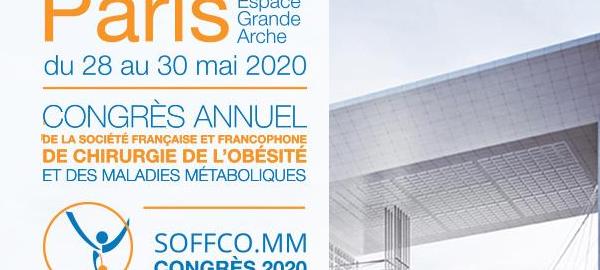 Soffco 2020 - PARIS - chirurgie obésité - mid-med.com