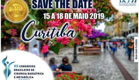 SBCBM 2019 - congresso brasileiro de cirurgia bariatrica e metabolica