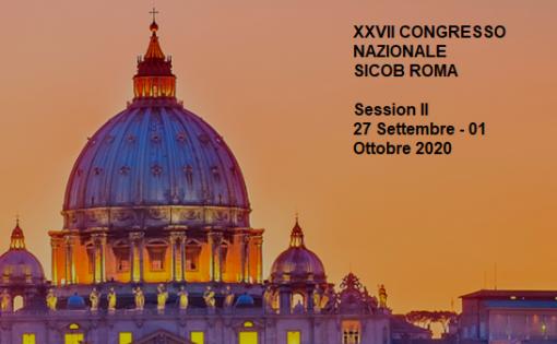 XXVIII Congresso Nazionale sicob 2020-mid-med.com