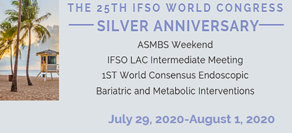 ifso world congress 2020 - surgery of obesity and metabolic disorders- mid-med.com