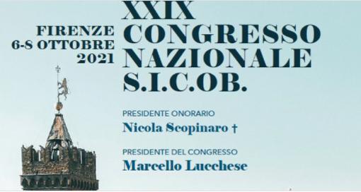 XXIX Congresso Nazionale sicob 2021-mid-med.com
